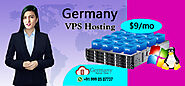 Germany VPS Server Hosting with great flexibility and high website performance