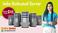 India Dedicated Server offers Optimized and High-speed performance - Onlive Server