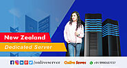 New Zealand Dedicated Server is best for gaming applications services - Onlive Server