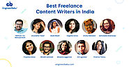 Best Freelance Content Writers in India [Updated List] - EngineerBabu