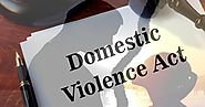 Can Husband use DV ACT against wife and relatives?