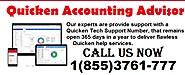 Quicken Accounting Advisor 1(855)3761-777, Quicken Accounting Help