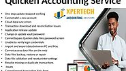 Take Accounting Service | Quicken Help By Xpertech Accounting Advisors.