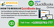 QuickBooks Support &Training by Xpertech Advisors