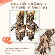 Top 25+ Simple Mehndi Designs For Hands For Beginner