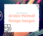 Top 25 Arabic Mehndi Design Images For Hands