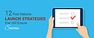 IKF's 12 Post Website Launch Strategies That Will Ensure Success
