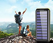 Best Portable Solar Phone Charger Reviews 2019: Top Picks For Every Need