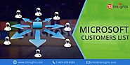 Microsoft Dynamics AX Customers List