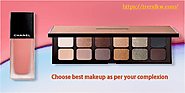 How to Choose best makeup as per your complexion - Trendkw - Medium