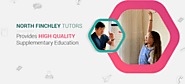 Get The Best Tutor In NORTH FINCHLEY.