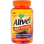 Alive!® Adult Multi Gummies - 90 Gummies