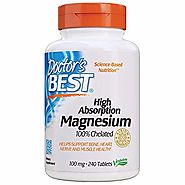 Best High Absorption Magnesium Glycinate Lysinate