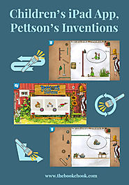 Children's iPad App, Pettson's Inventions
