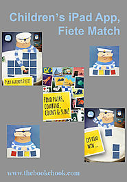 The Book Chook: Children's iPad App, Fiete Match