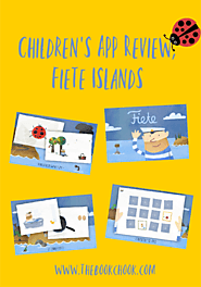 The Book Chook: Children's App Review, Fiete Islands