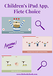 The Book Chook: Children's iPad App, Fiete Choice