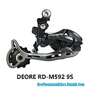 SHIMANO DEORE RD-M591 REAR DERAILLEUR FOR MOUNTAIN... - Best Trending Mountain Bikes