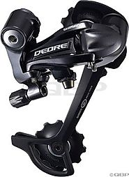 Shimano Deore 9-Speed Mountain Bicycle Rear Derailleur - RD-M591 | Mountain Bikes| Bike Parts| Bike Accessories