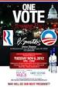 """ONE VOTE"" VIEWING PARTY AT B. SMITH'S"