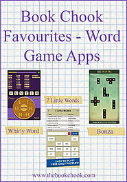 Book Chook Favourites - Word Game Apps