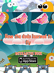 Children's App Review, How the dodo learned to fly