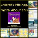 Children's iPad App, Write About This