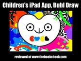Children's iPad App, Bubl Draw