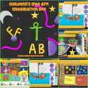 Children's iPad App, Imagination Box