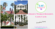 There are SO many Disney World resorts to choose from! How would you choose?!