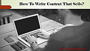 How to write content that sells | ContentParagon