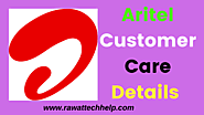 How can I talk to Airtel customer care? Rawat Tech Help