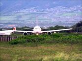 Plane Spotting at Kahului, Maui airport in Hawaii Jan. 2011