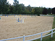 How to Build an outdoor horse arena?