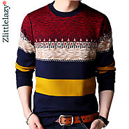 Website at https://www.laylaxpress.com/product/2019-brand-casual-autumn-winter-warm-pullover-knitted-striped-male-swe...