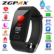 Website at https://www.laylaxpress.com/product/blood-pressure-heart-rate-monitor-waterproof-smartwatch/