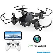 EACHINE E61HW WIFI FPV QUADCOPTER WITH HD CAMERA FOR KIDS AND ADULTS – Drone Sellers