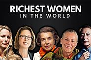 Share4all » Who are the world's Richest Women?