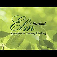 Elm Of Burford Ltd - Specialists In Country Clothing | Visual.ly