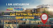 Gaur City Noida Extension: Budget Commercial office space in Noida - Anthurium Noida Sector-73