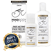 How does the mind-body matrix pain relief cream work? | A Listly List
