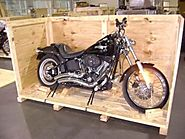 Avail the Best Motorcycle Transport Service in Savannah at Best Price