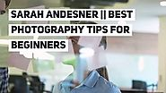 Sarah Andesner || Best Wedding Photographer