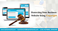 Protecting Your Business Website Using Copyright