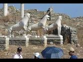 Greece Delos Island Mythology Adventure