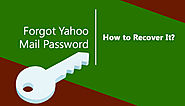 How To Recover The Yahoo Account Password in An Easy Way?