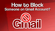 How to Block Someone on Gmail?