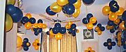 Balloon decorators in indore | Party balloons decorations | best balloon decorators in indore | top Balloon Decoratio...