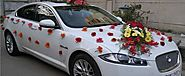 Best wedding car decoration | wedding car decoration with flowers | best Car Decorators in indore,| top Car Decorator...