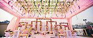 Flower decorators in indore | Wedding reception stage decoration | best Flower Decorators in indore | Top Flower Deco...